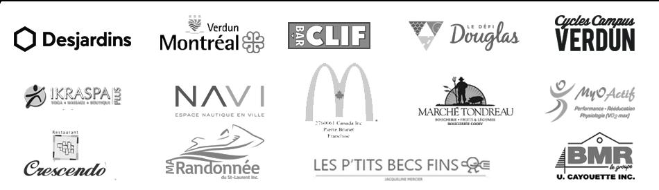 Partenaires Commanditaires Partners